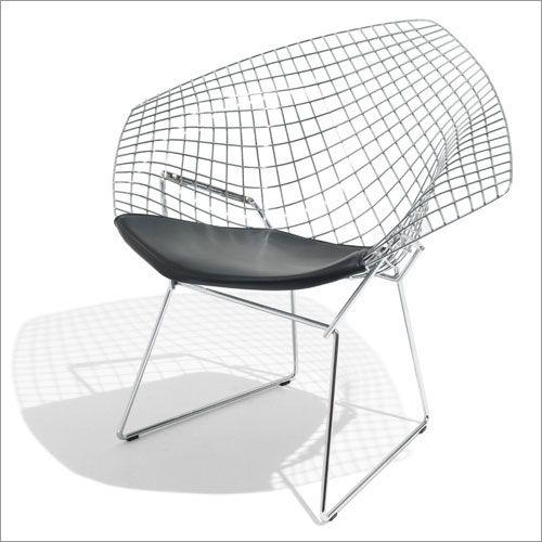 Exceptionnel Bertoia Diamond Chair