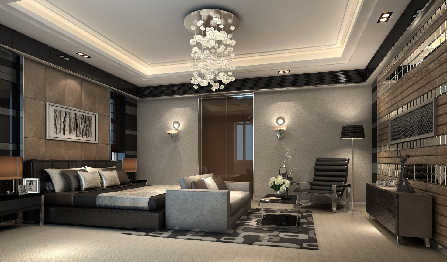 Luxury Bedroom Design Ideas With Beautiful Furniture Luxurybedroomdesign Luxury Bedroom Master Luxurious Bedrooms French Style Bedroom