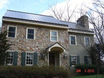 Best Standing Seam Metal Roof In Dark Bronze Traditional 400 x 300