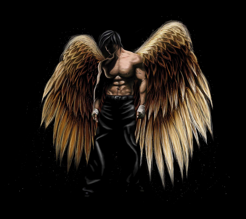 картинки для аватар ангел