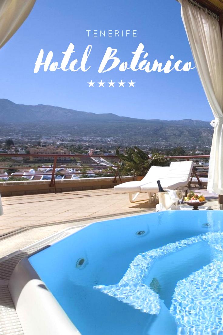 Hotel Botánico & The Oriental Spa Garden Spain Luxury