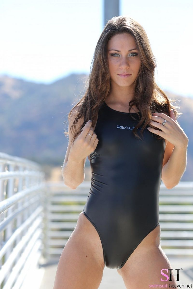 swimsuit shiny | latex | Pinterest | Swimsuits, Latex and ...