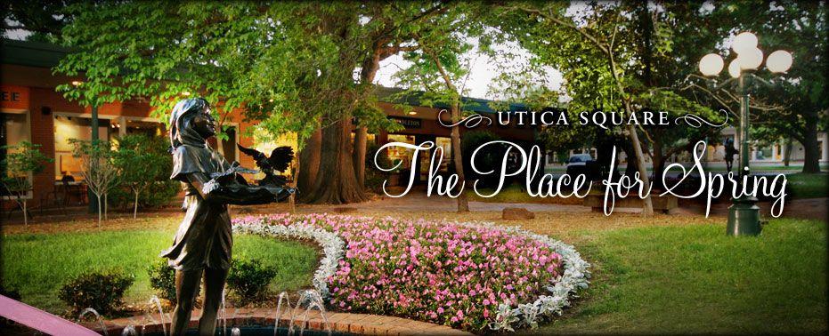 Utica Square Utica Square Tulsa Utica Special Places