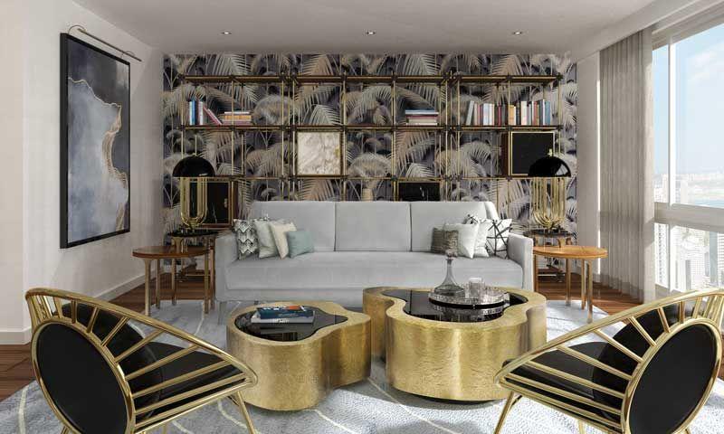 Una decoración señorial, llena de lujo Lujos, Decoración de lujo y - salones de lujo