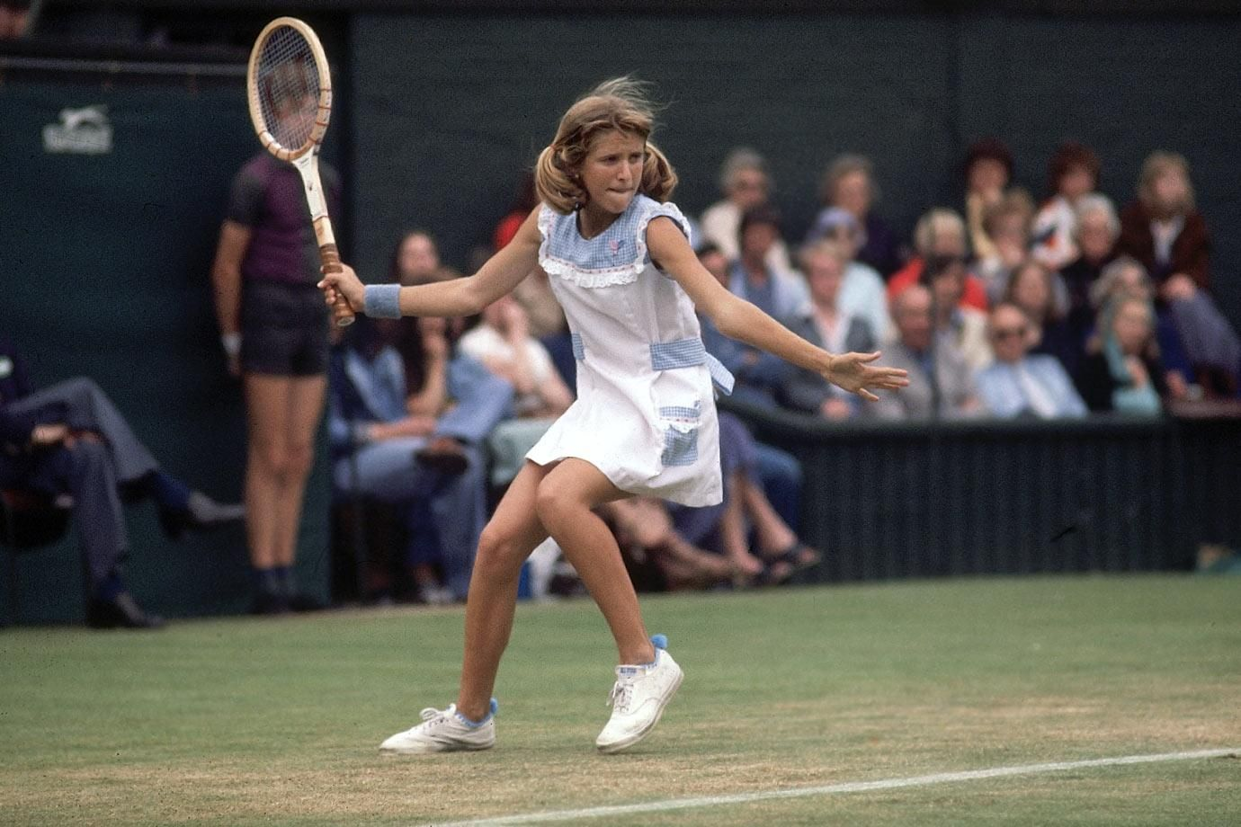 Unique Wimbledon Fashion Through the Years Tracy austin
