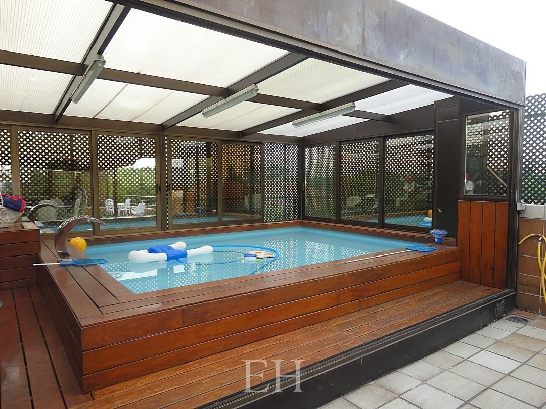 Resultado de imagen para piscinas en terrazas de aticos casa patios peque os piscina - Piscina terraza atico ...