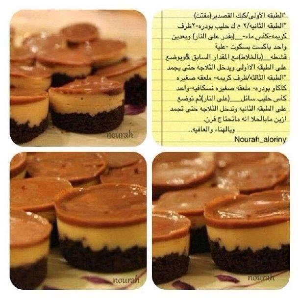 حلى الاوريو Easy Desserts Dessert Recipes Desserts