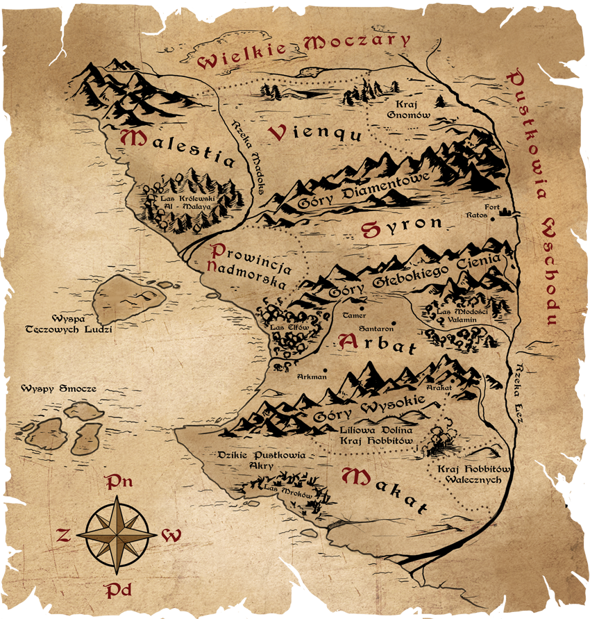Old Map Fantasy Map Making Map Art Old Map