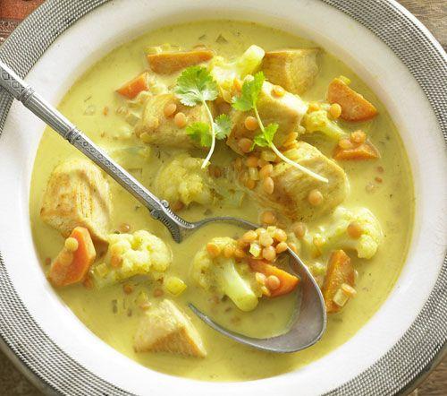 Wohnen Und Garten Foto: Suppen-Rezept: Indische Hühnersuppe