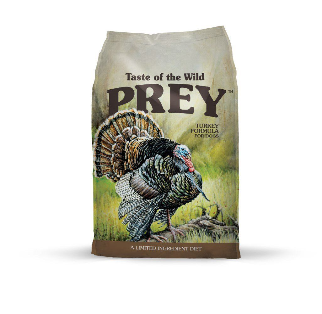 Taste Of The Wild Prey Turkey Formula For Dogs 8 Lbs In 2020 Dog