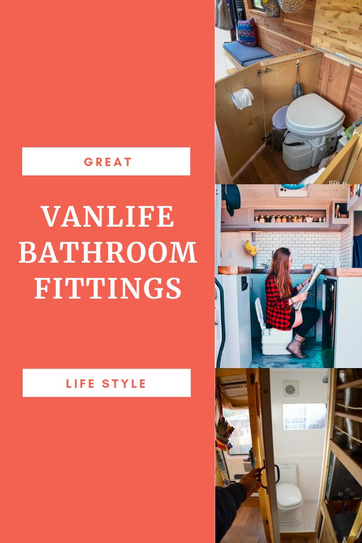 Photo of Great Van Life Bathroom Fittings