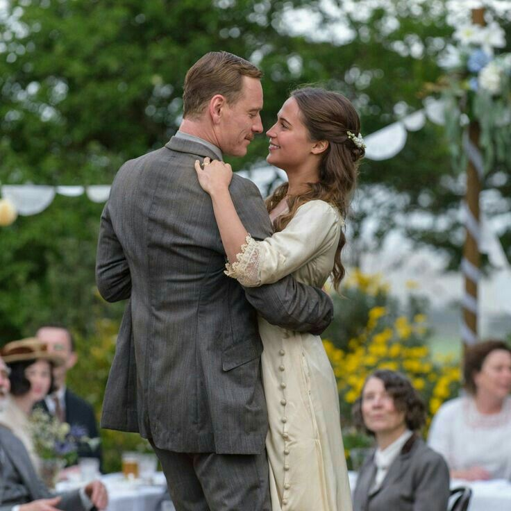 Pin By Maria S Stories On The Light Between Oceans Michael Fassbender Michael Fassbender And Alicia Vikander The Light Between Oceans