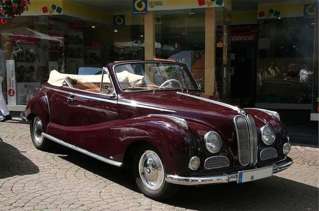 BMW 502 (1954-1964)