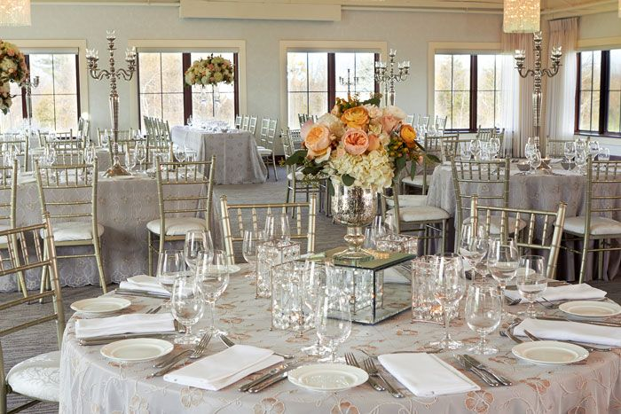 Intimate Wedding Venue In Cambridge On Whistle Bear Golf Club
