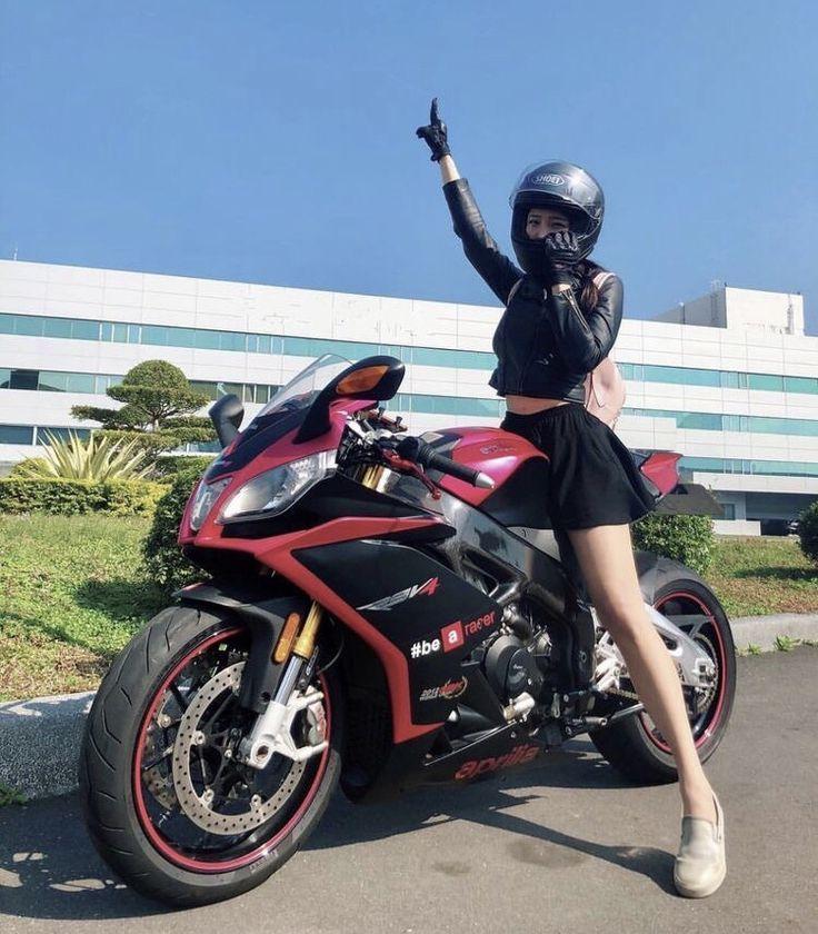 Hot Ladies On Bike! You Bet #Taking #bikelife #motorbike #bike #motorcycles #bikers #ride #girls