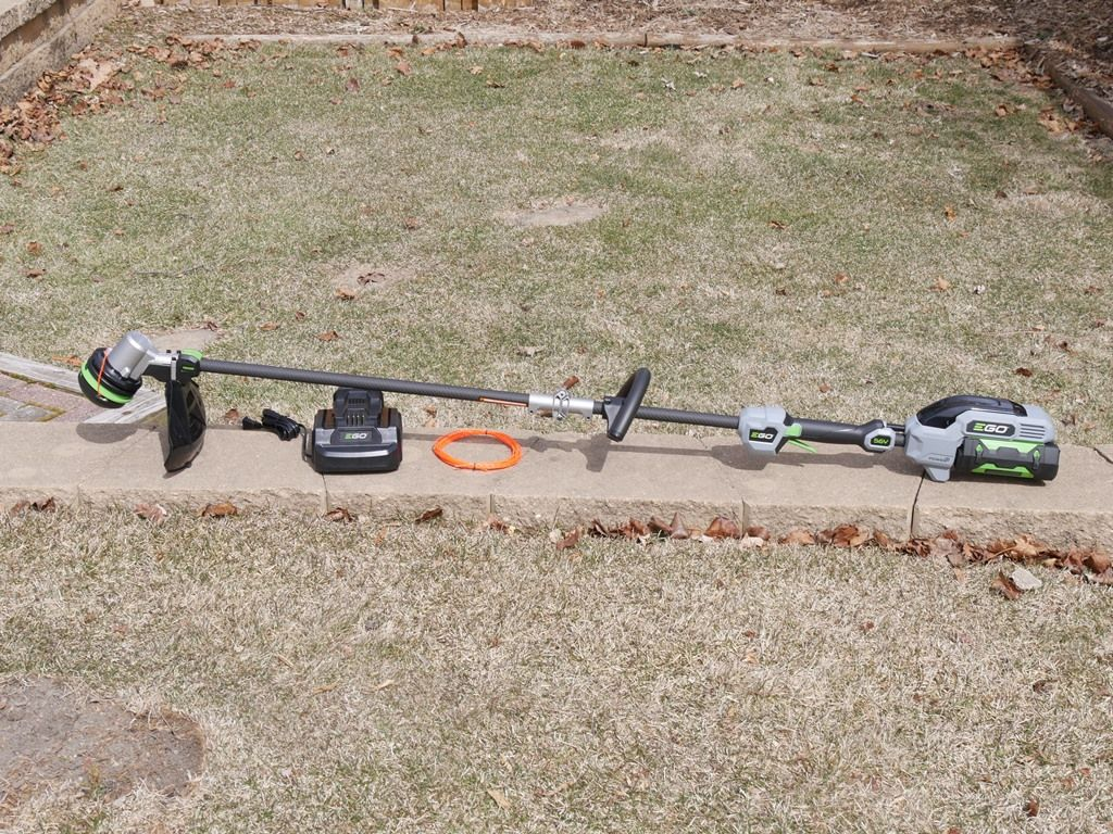 Ego String Trimmer Review   Outdoor Power Equipment   Trim