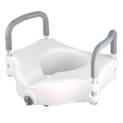 Raised Toilet Seat Vive Buy Toilet Bathroom Safety Toilet