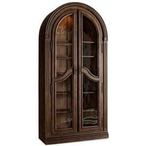 Hooker Furniture Adagio Bunching Curio - 5091-50001