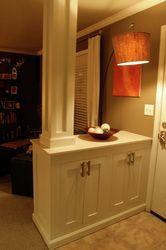Custom Cabinets - Ross Martin Interiors