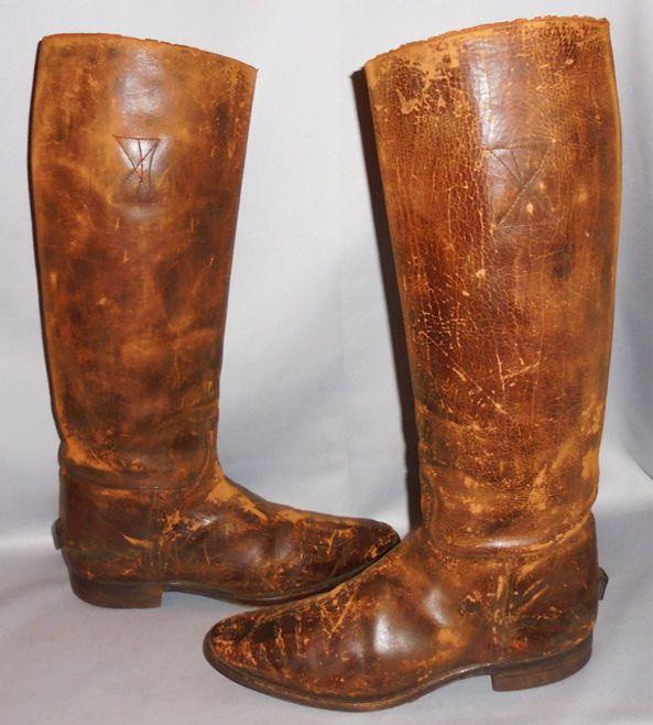 Men s uniform boots 2