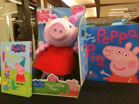 Peppa pig meet and greet hartford ct kid events pinterest peppa pig meet and greet milford connecticut kids events m4hsunfo