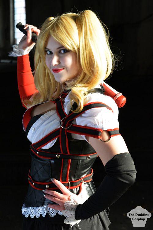 Harley Quinn & The Joker Cosplay