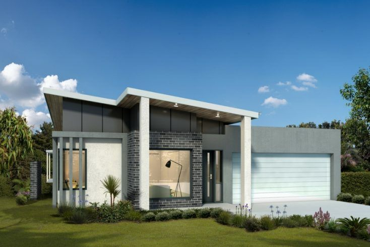 single storey hamptons style   Rosella 201-New-Home-Design-Floor ...