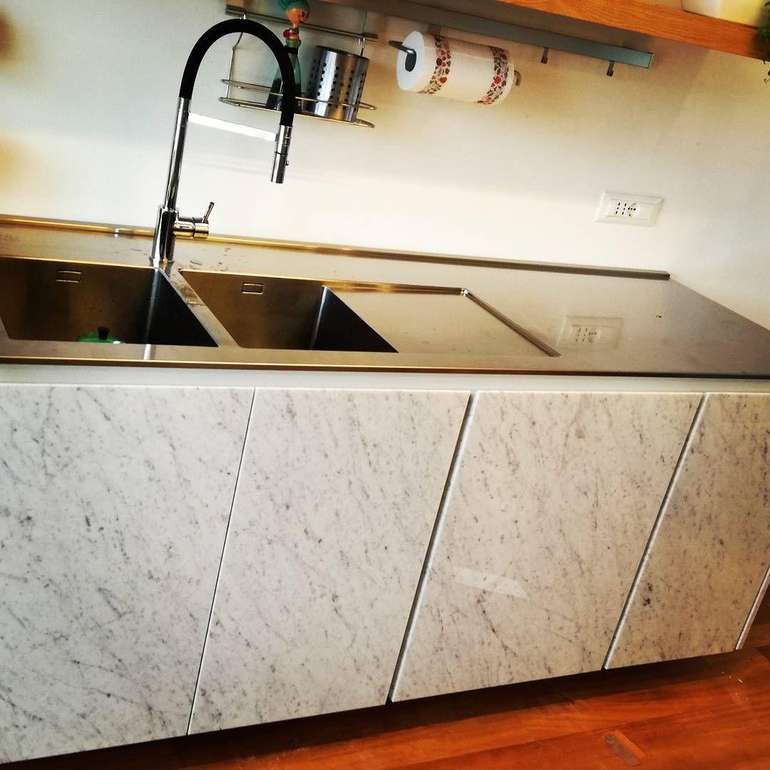 Cucine In Marmo E Granito Cucine In Pietra Di Design Canalmarmi Cucina In Marmo Bianco Granito Cucina Cucine