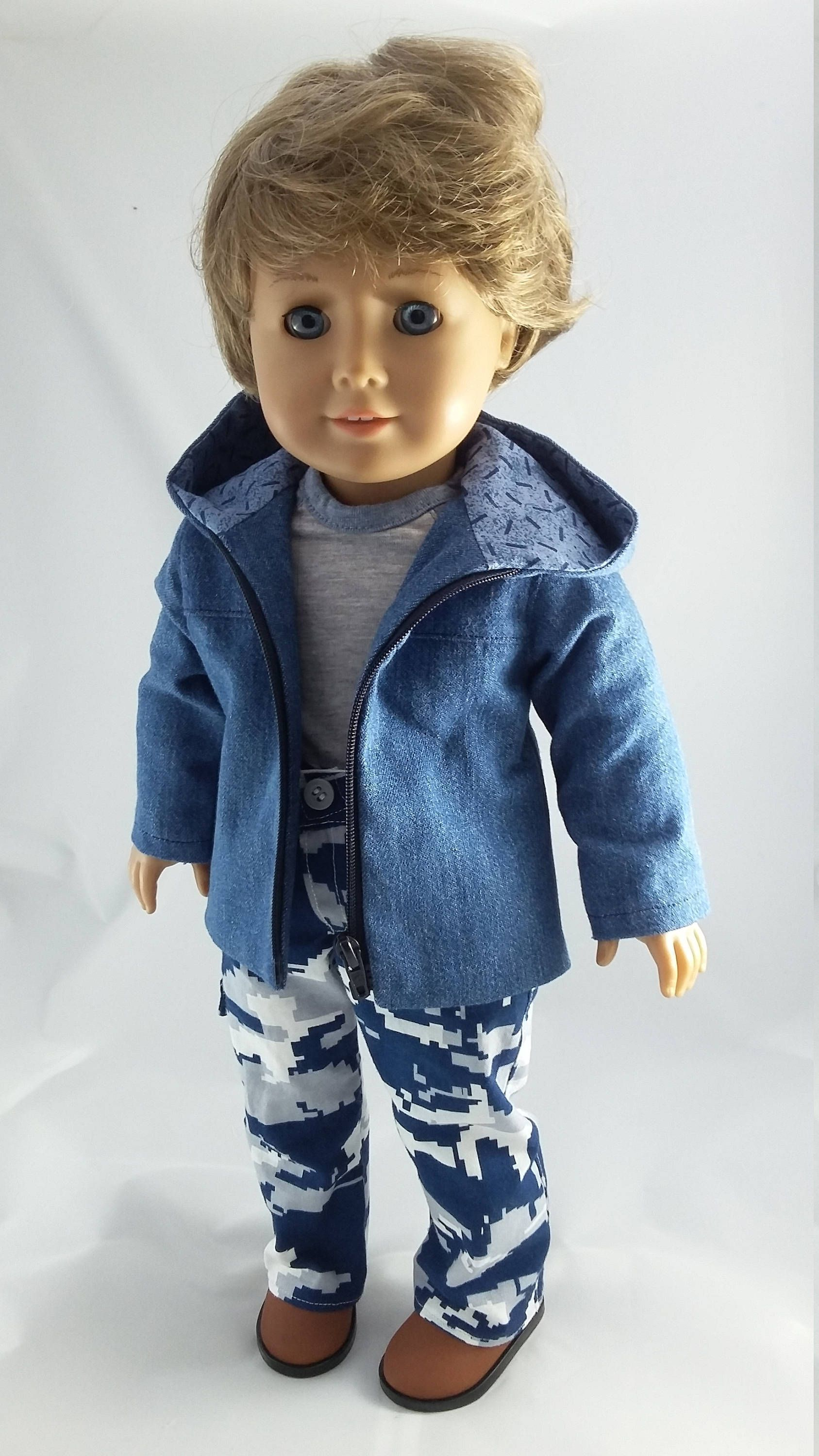 18 doll clothes - Boy's Denim hoodie and blue Camo Cargo pants by Grandmasadiescloset on Etsy #boydollsincamo 18 doll clothes - Boy's Denim hoodie and blue Camo Cargo pants by Grandmasadiescloset on Etsy #boydollsincamo 18 doll clothes - Boy's Denim hoodie and blue Camo Cargo pants by Grandmasadiescloset on Etsy #boydollsincamo 18 doll clothes - Boy's Denim hoodie and blue Camo Cargo pants by Grandmasadiescloset on Etsy #boydollsincamo 18 doll clothes - Boy's Denim hoodie and blue Camo Cargo pa #boydollsincamo