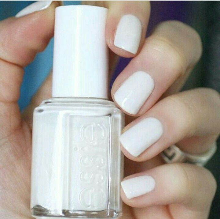 Marshmallow Essie | Moda | Pinterest | Esmalte