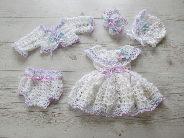 Crystal set pattern by Andree Tünde | Pinterest | Para bebés, Bebé y ...