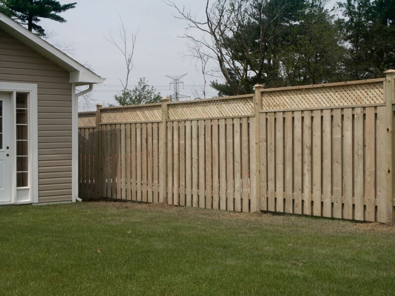 How Can You Make An Existing Fence Taller Pour Visionner