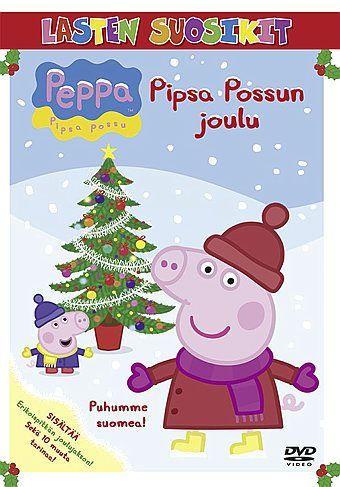 Pipsa Possun joulu dvd. Kuten monelle pienelle lapselle, joulun lähetystyminen on jännittävää. Mitähän saamme joululahjaksi ja uskaltaako kotiin tulevan joulupukin syliin istua? Piparintuoksuinen joulu on tulossa.