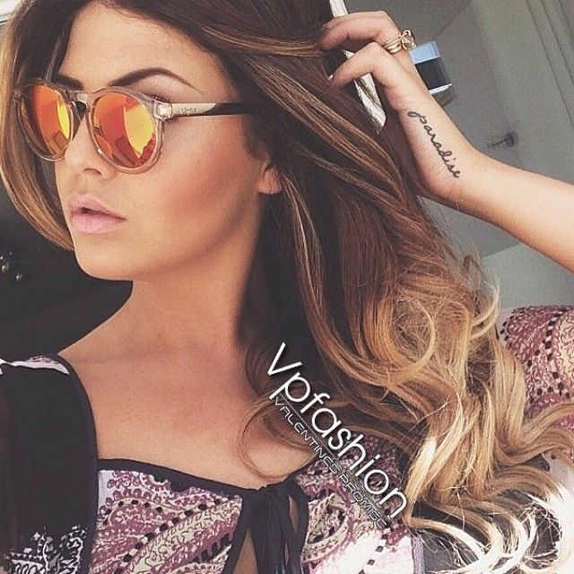 """2014 Spring Celebrity Hair Color Ideas: Medium Brown  brown blonde ombre hair styles use usw149 hair extensions at blog.vpfashion.com to have the look as the picture. Use """"pinterest"""" to save $8. Join"""