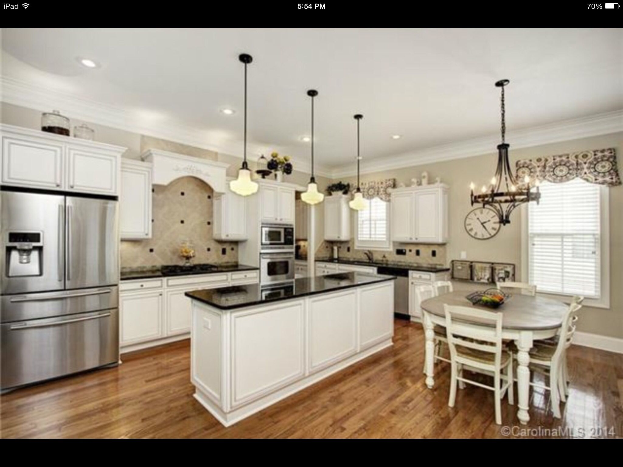 Pin By Connie Rushing On Indoor Lighting Home Kitchens Kitchen Design Home