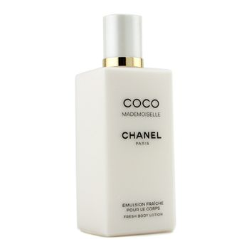 Chanel Body Care Fragrance Lotion Coco Chanel Mademoiselle Coco Mademoiselle