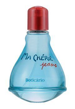 O Boticario Ma Cherie Jeans Eau Toil 100ml O Perfume Scent Bottle Dish Soap Bottle