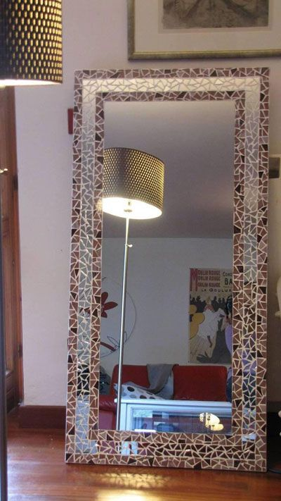 Full Length Mirror To Design Your Living Room
