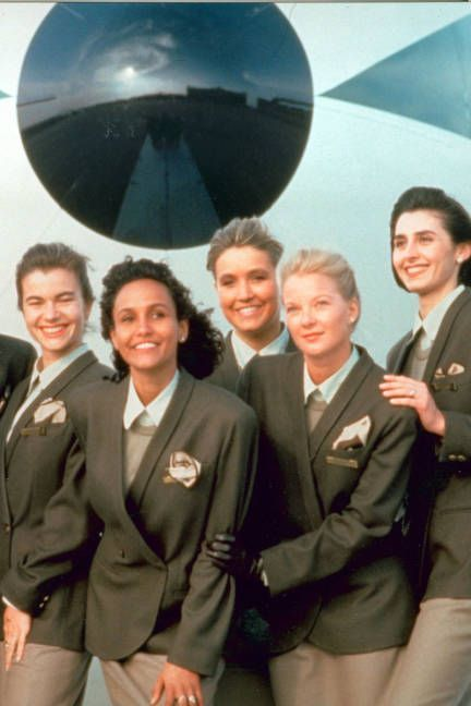 In 1991 Armani created uniforms for Italian airline Alitalia - air jamaica flight attendant sample resume