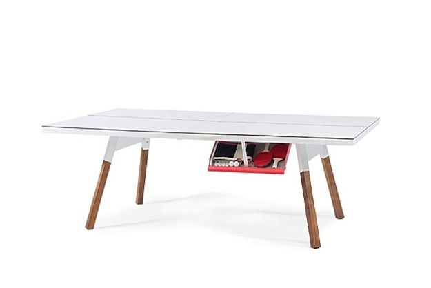Convertible Ping Pong Table Is Suitable For Dinner Parties