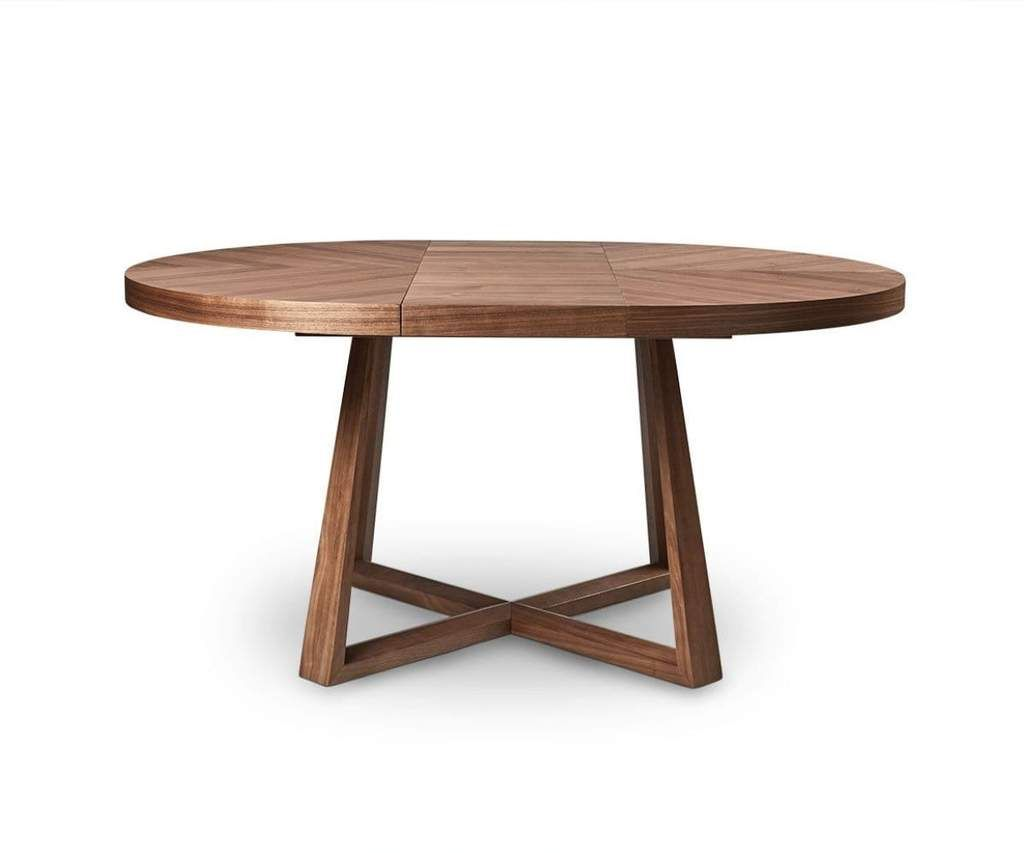 Oliver Round Extension Dining Table Dining Table Round
