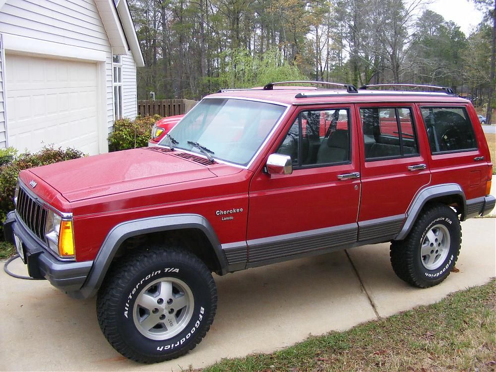 Sold 1991 Jeep Cherokee Laredo F S Georgia Outdoor News