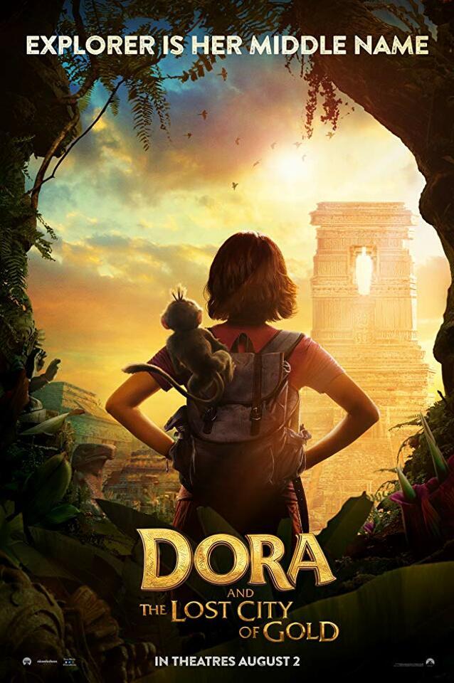 Dora And The Lost City Of Gold Book Tickets At Regal Theatres Peliculas De Comedia Peliculas De Aventuras Peliculas De Superheroes
