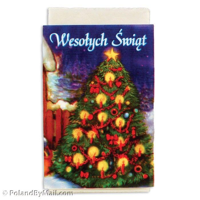 Christmas Wafers - Oplatki Christmas Gifts - Gifts ...