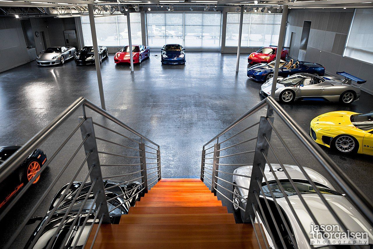 Dream garage #garagemancaves