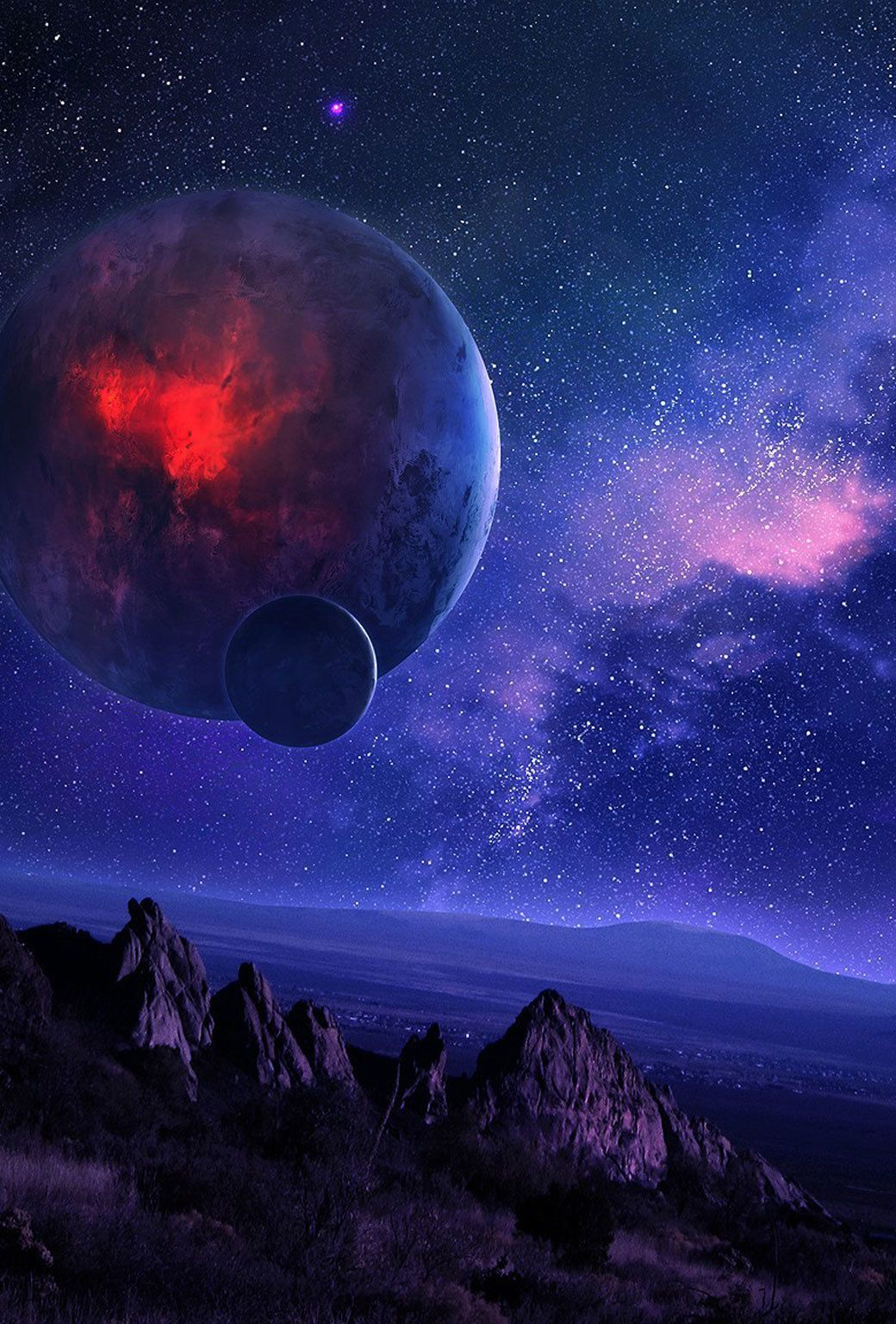 Parallax Wallpapers Com Space Iphone Wallpaper Wallpaper Space Hd Space