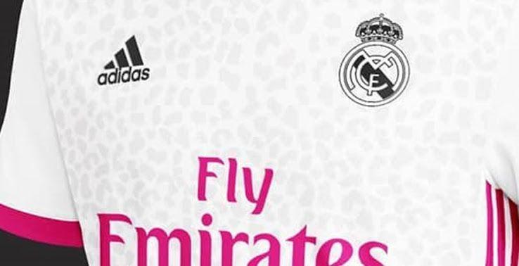 Real Madrid 20 21 Home Kit Concept Revealed Real Madrid Madrid Kit