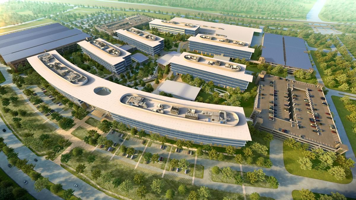 Toyota North America's Plano campus will house Texas