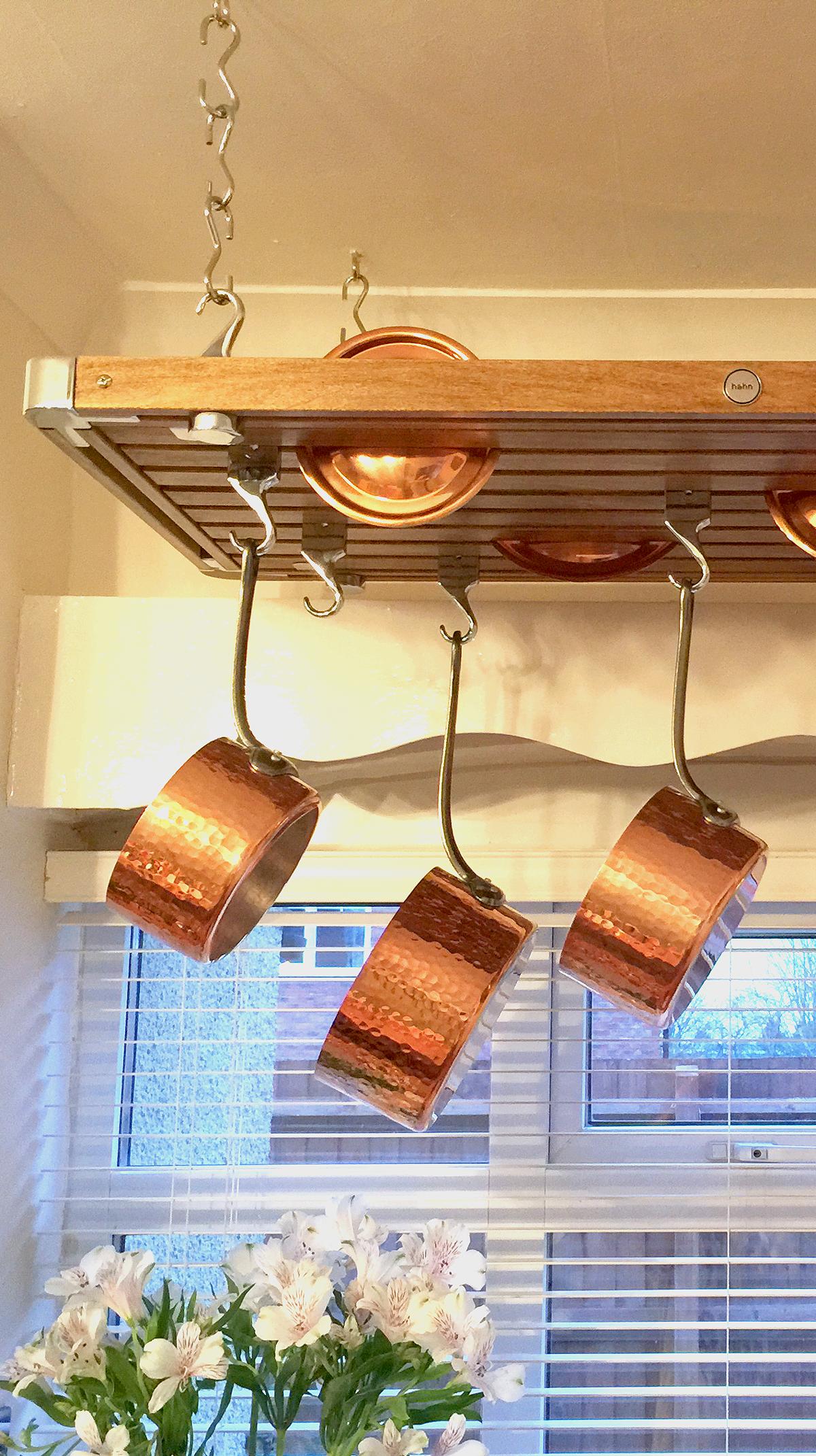 Deckenregal Classic | Naturholz, Deko küche und Küche