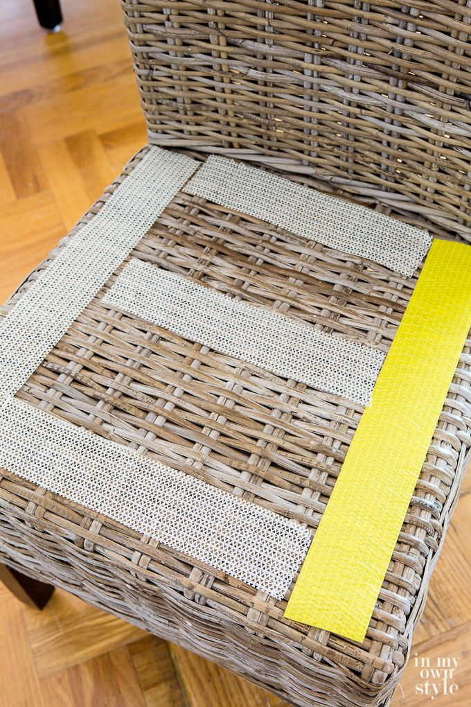 No Sew Dining Chair Seat Covers